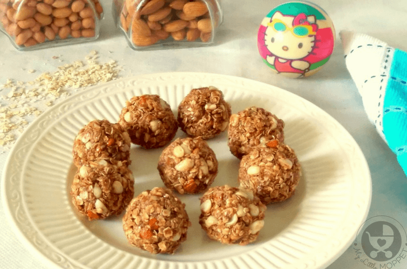 Give your little bundle of mischief a constant source of energy with these yummy no bake energy balls for kids - and adults too!