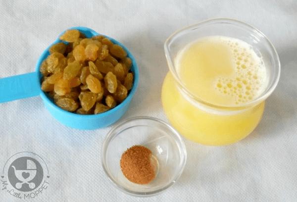 raisin spread recipe