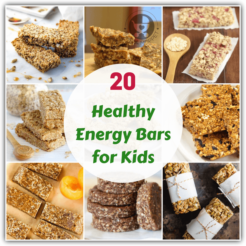 Kids need lots of energy but picky eaters may not be getting the nutrients  they need. And that's exactly why energy bars for kids are the perfect solution!