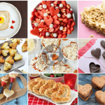 Valentine's Day doesn't have to be an overdose of sugar or pink food coloring! Enjoy by eating well with these healthy heart shaped recipes for kids.