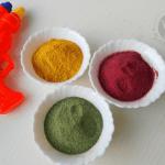 Natural Holi Colors