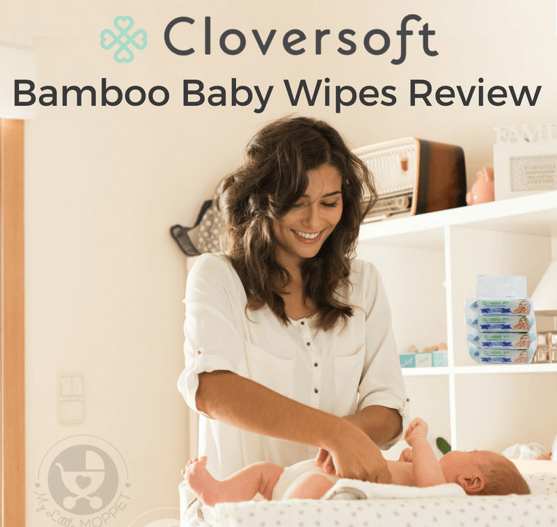 Frequent diapering can take its toll on baby's delicate skin. That's why it's important to use natural products, like Cloversoft Unbleached Bamboo Baby Wipes.