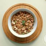 Egg Yolk Quinoa Stir Fry for Babies