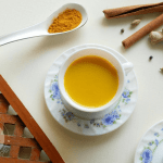 When you're feeling under the weather, few things can be as soothing as a cup of turmeric tea, packed with the healing properties of turmeric and honey.