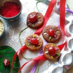 Edible Rakhi do not involve any cooking and can be made ahead of time, it's a healthy dry fruit rakhi, which would add fun and excitement to the festival.