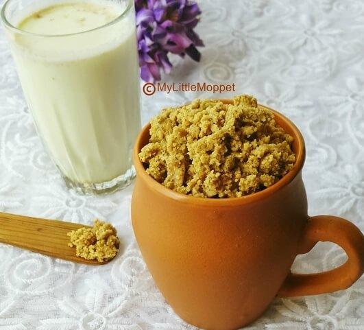 homemade health drink mixes