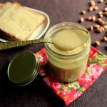 Homemade Peanut Butter is a creamy delicious spread made from ground dry roasted peanuts. It is rich in protein, healthy oils, fiber and potassium.