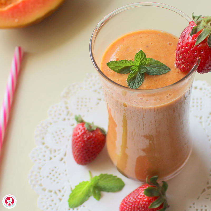Immunobooster smoothie recipe is filled with immune boosting ingredients and proves to be a best way to incredibly increase the immunity.