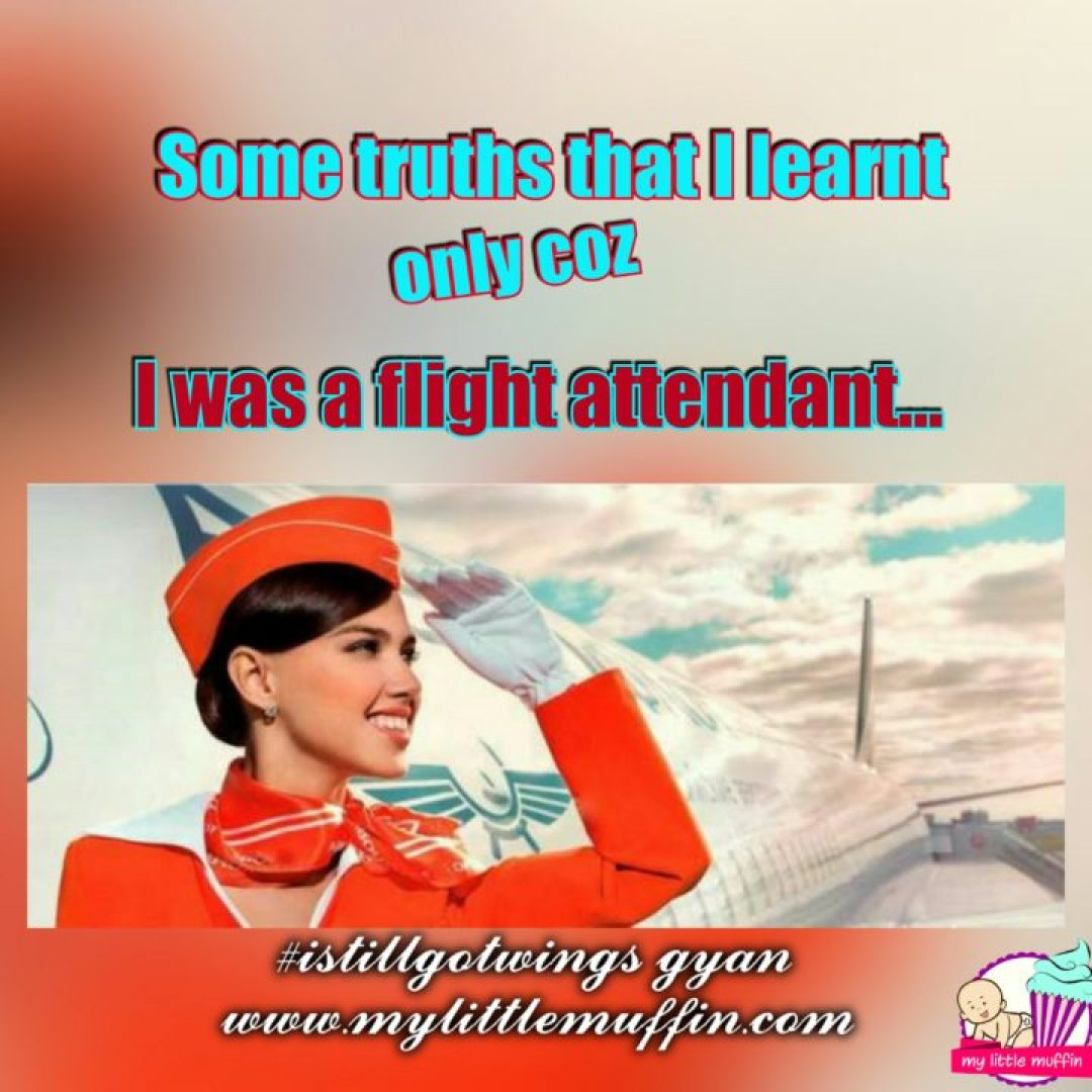 Cabin attendants truths