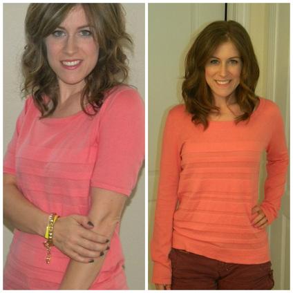Little Pink Knit Shirt