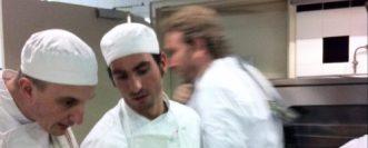 CMA, cap pâtissier, le premier cours de l'année
