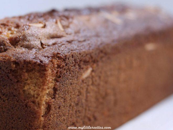 Cake sirop d'érable caramel inspiration Michalak