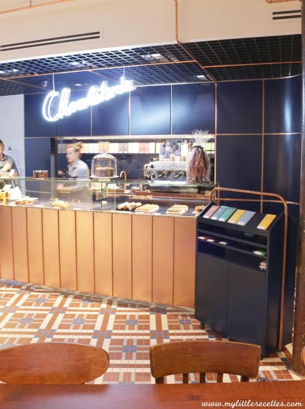 La Chocolaterie de Cyril LIgnac est ouverte - 75011