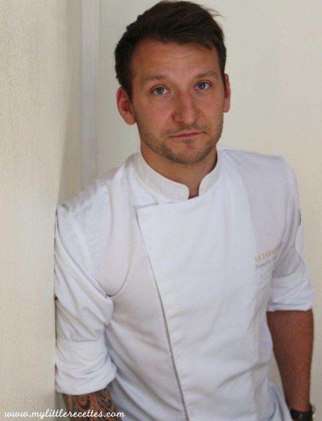 Tête à tête avec François Daubinet, Chef Pâtissier
