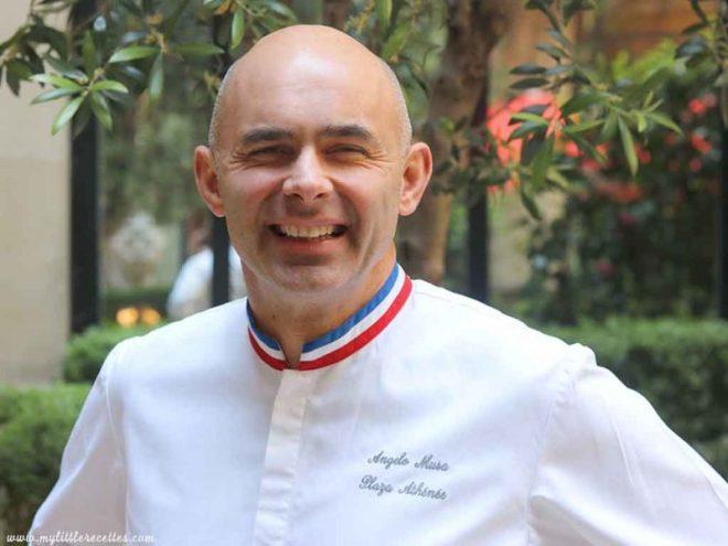 Rencontre avec Angelo Musa, Chef Pâtissier Exécutif du Plaza Athénée Paris