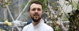Rencontre avec Quentin Lechat, chef pâtissier du Novotel Paris les Halles