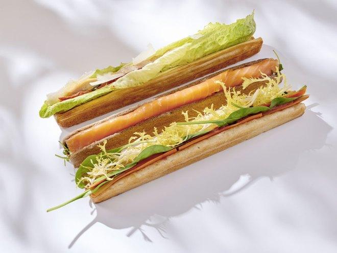 Le Comptoir du Ritz Paris sandwich