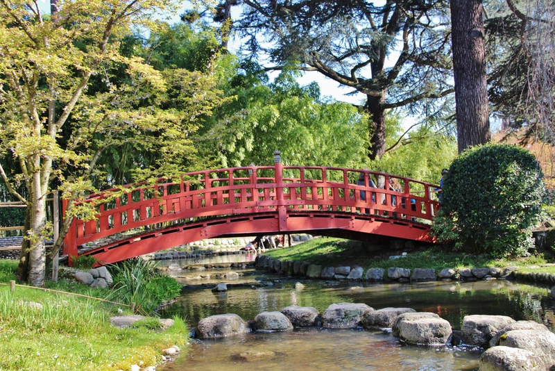 Le Jardin Japonais DAlbert Kahn My Little Road