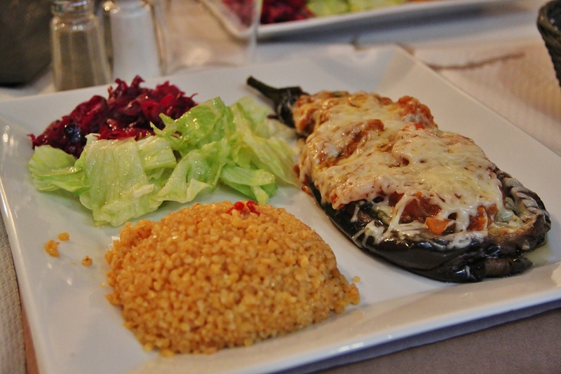 Restaurant turque typique Labranda  My Little Road