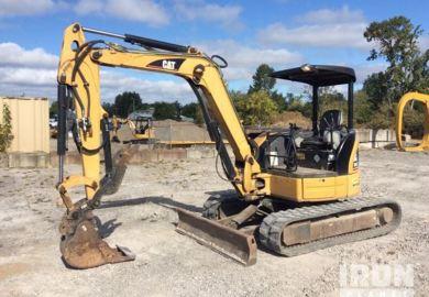 Used Mini Excavator For Sale Mini Excavators At Auction