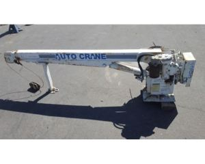 Auto Crane 3203 PRX Crane Body For Sale  West Sacramento