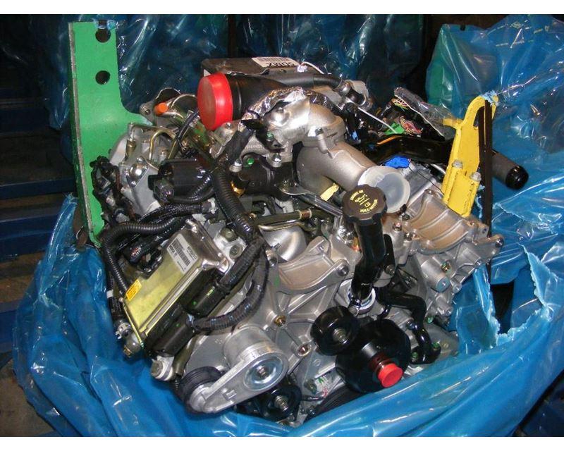 2006 Chevy Duramax Engine