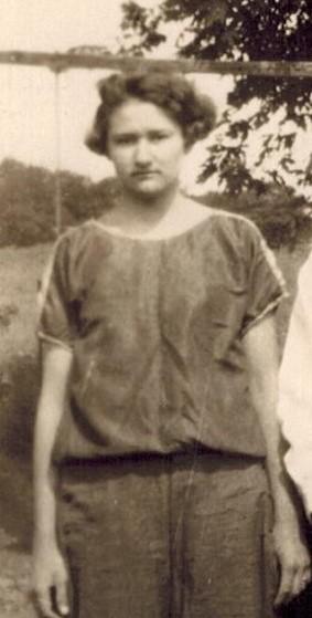 Leona H July 4 1924