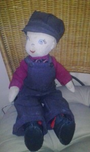 Dad's doll 1946