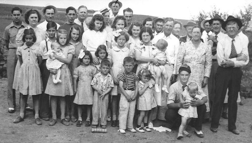 Thompsons and Kellers 1941 Laverns