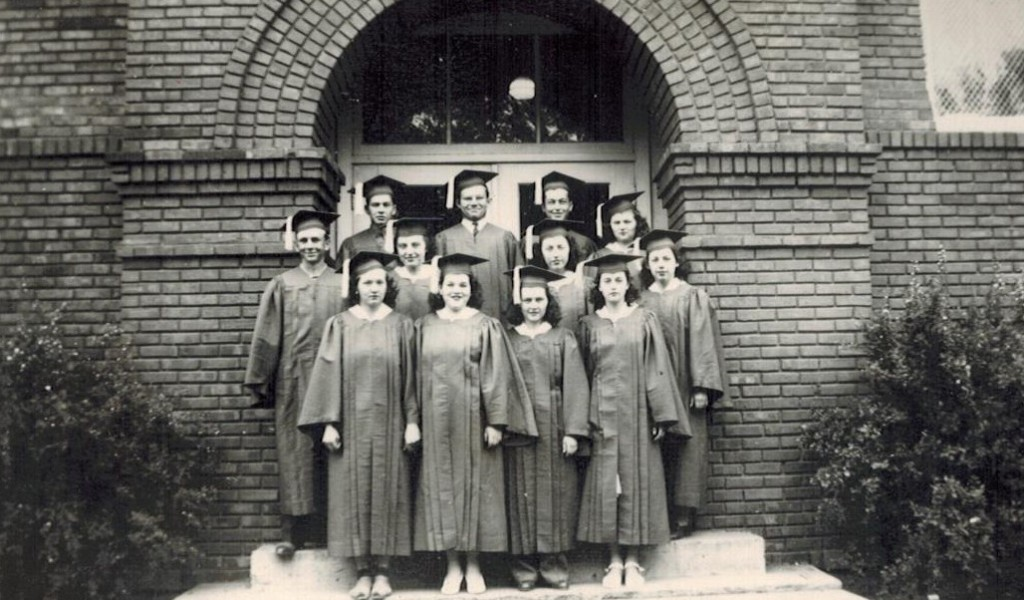 Delia High School Class of 1941