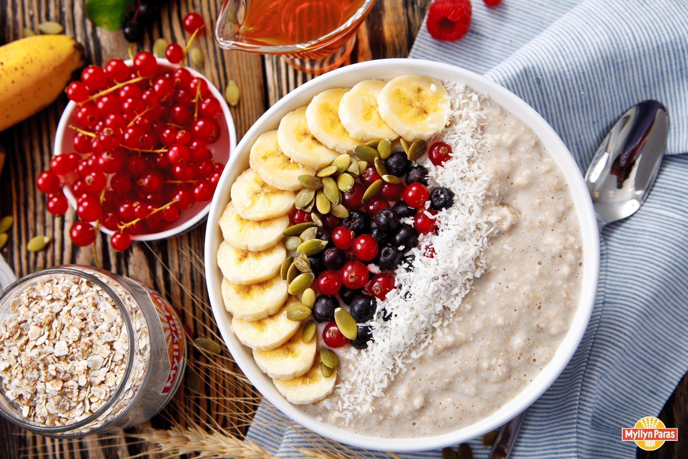 Ercole - Ricetta del porridge, quanti minuti cucini