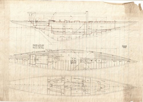 small resolution of  jenetta original plans the worlds largest and fastest 3rd rule 12m racing yacht