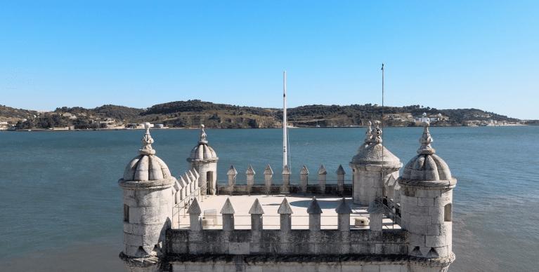 Mylo Kaye Aerial Lisbon 2020