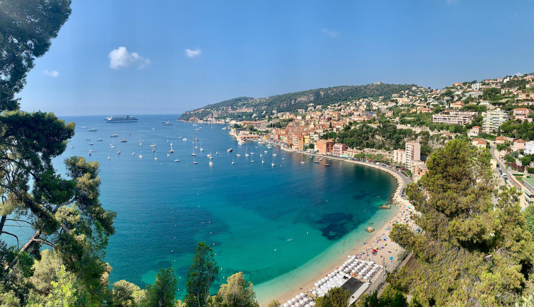 Nice, France - Mylo Kaye Aerial