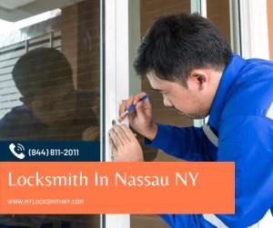 Locksmith in Nassau County NY
