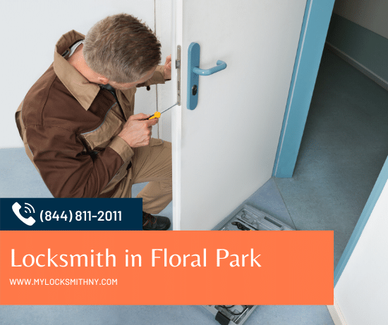Locksmith in Floral Park
