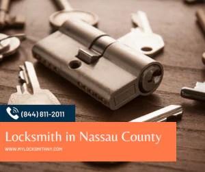 Locksmith in Nassau County