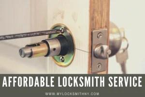 Affordable Locksmith Service