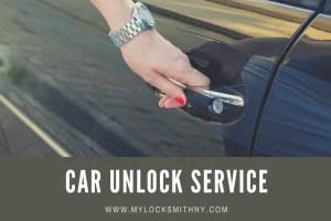 Car Unlock Service NY