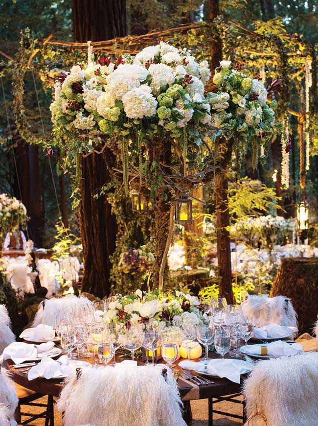 Outside Wedding Ideas Fall