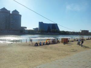 Atyrau Beach