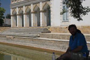 Harem and pond