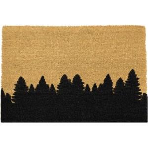 paillasson forêt