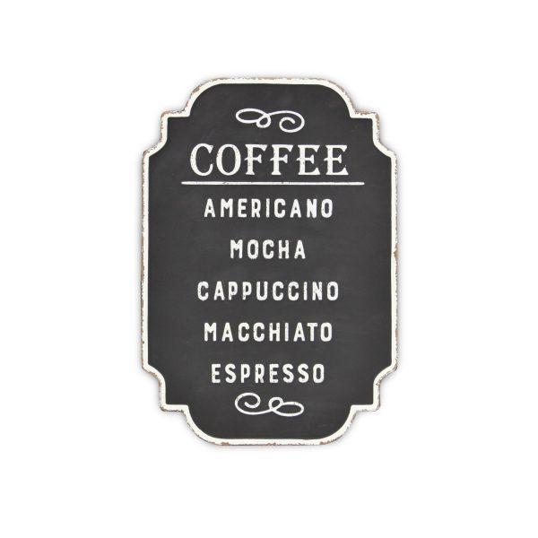 panneau coffee