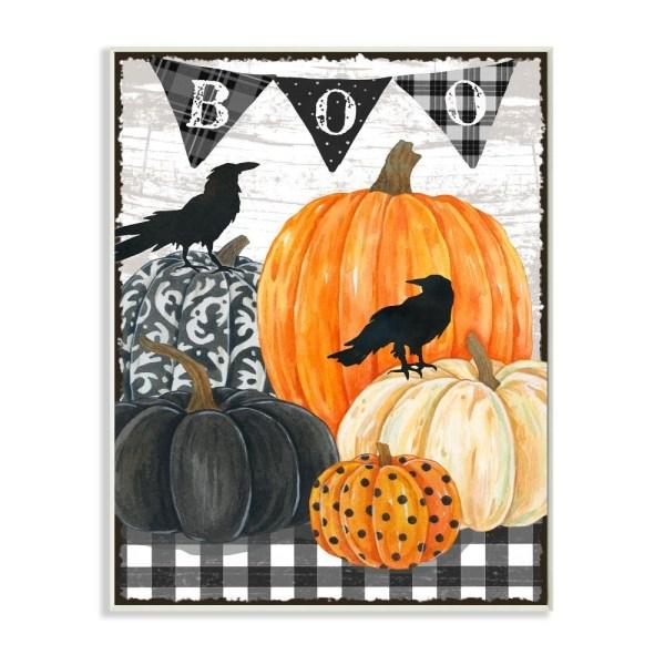 panneau halloween