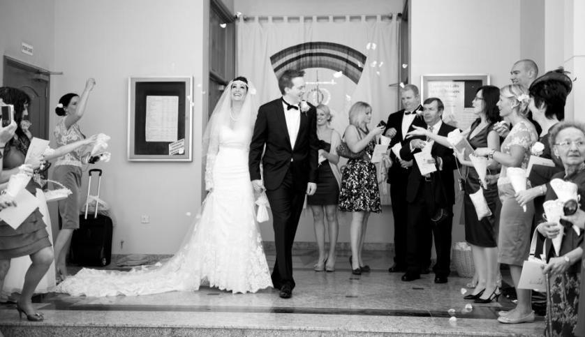 A beautiful wedding at Mina A'Salam, Dubai