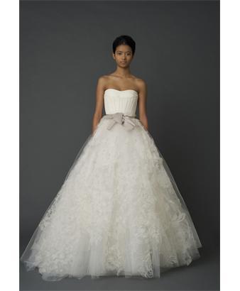 My wedding crush… Vera Wang.