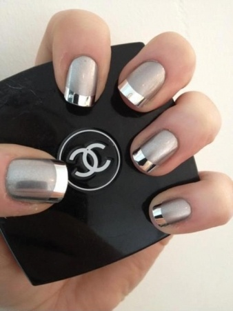 Wedding nails… classic or colour?