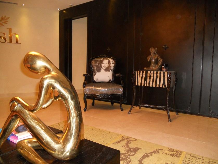 Posh Salon @ The Burj Al Arab