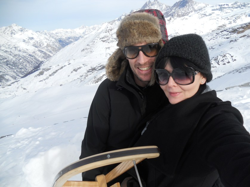 My Winter Honeymoon Part 1 ♥